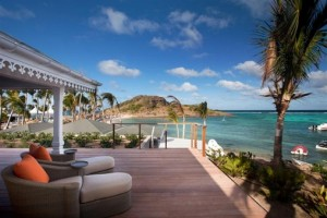St. Barts vacation for christmas