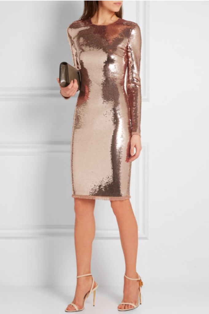 tom ford party dresses