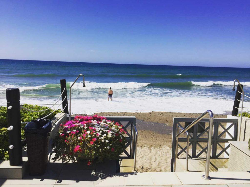 Marbella Beach LaCabane Los Monteros