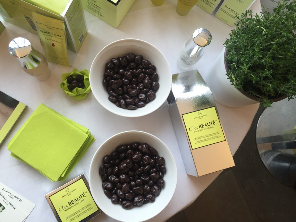 stockholm beauty week, daniele de winter monaco brand