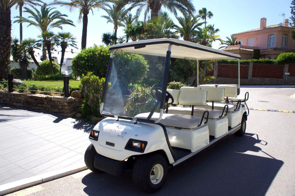 Los Monteros GolfCar